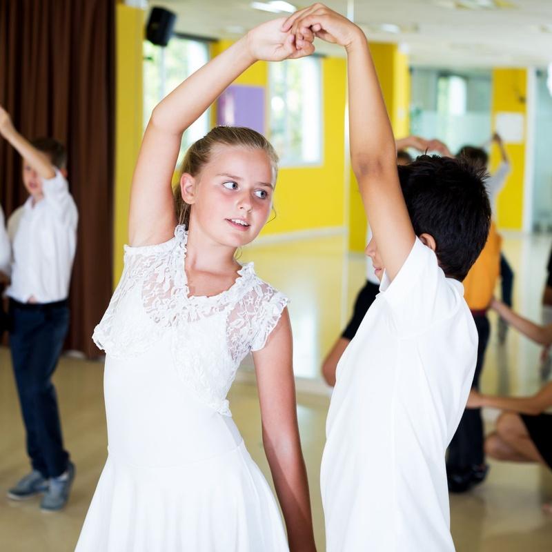 Ritmos Latinos para niños: Clases de Baile de Báilalo Madrid