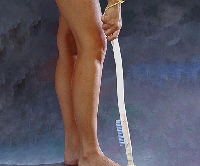cepillo para pies