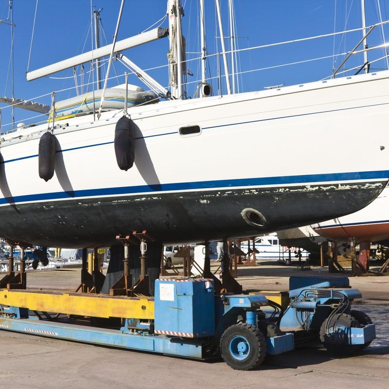 Pruebas de estanqueidad: Servicios de Astillero Balear