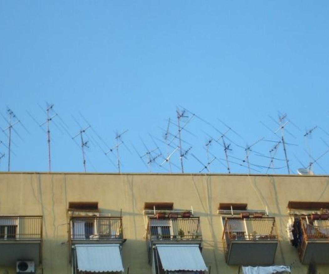 Qué es una antena colectiva