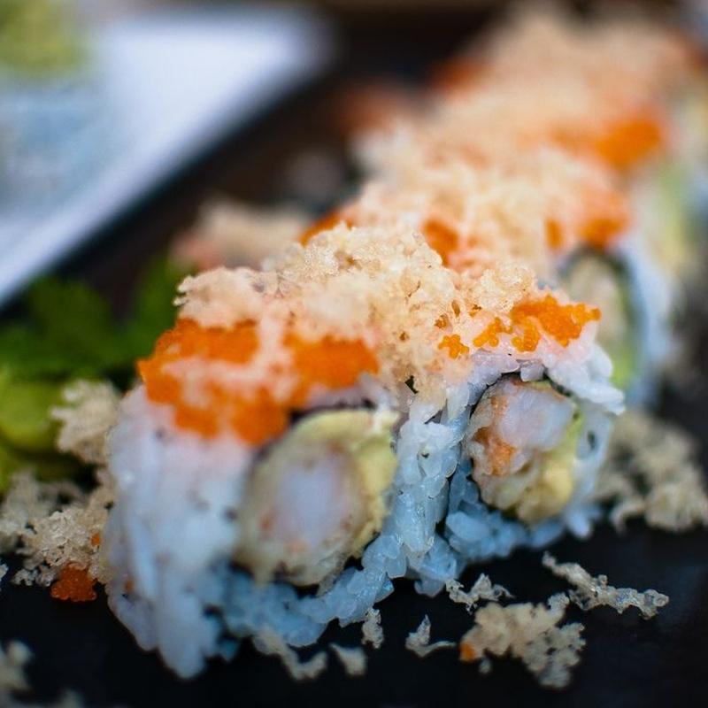 Menús 12: Menús de Kiniro Sushi