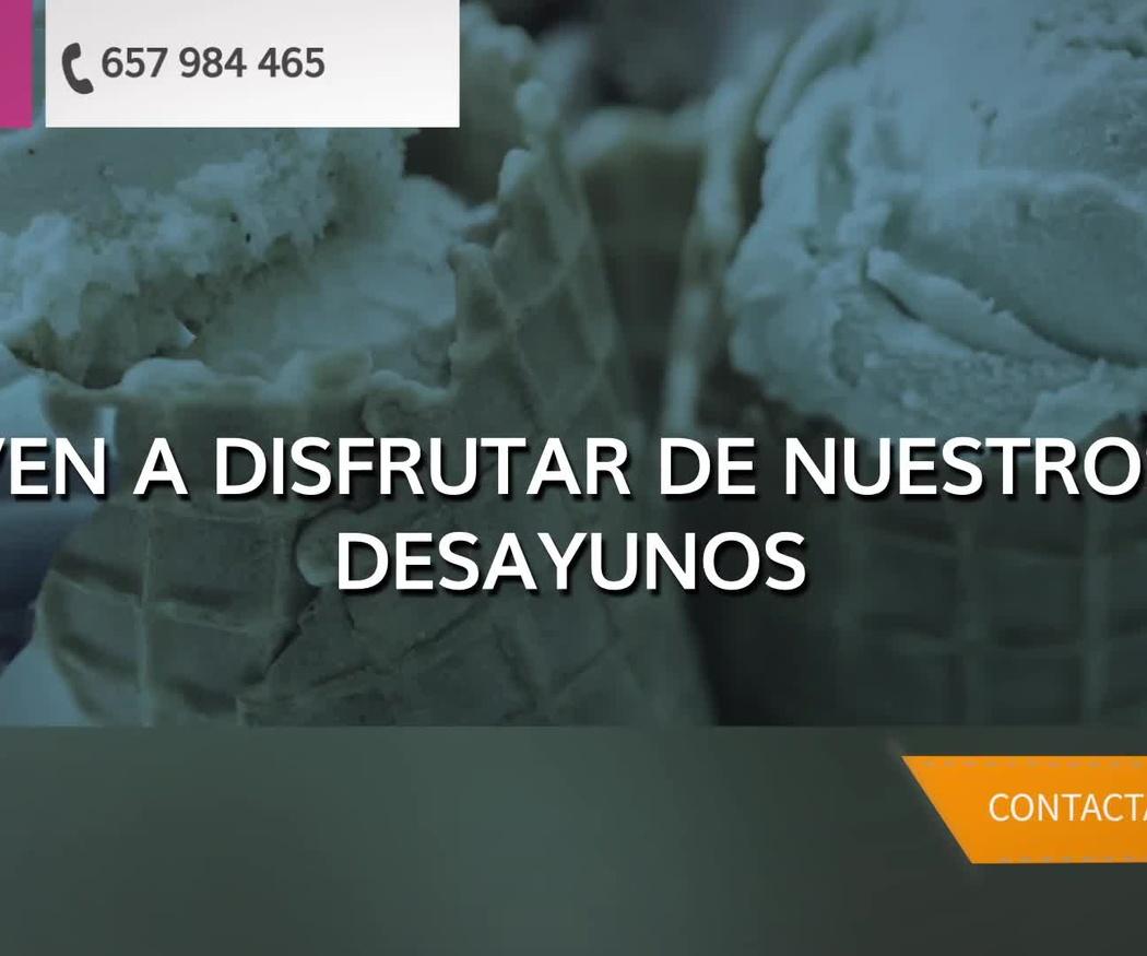 Comprar horchata en Sant Feliú de Llobregat: Al Ricco Gelato