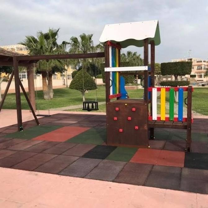 Los niños necesitan un entorno para el juego