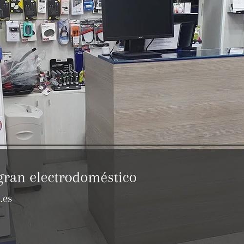 Tiendas de electrodomésticos en El Besós I el Maresme | Electronuki