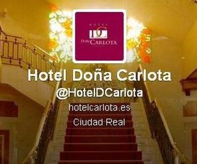 Hotel Doña Carlota**** en las Redes Sociales