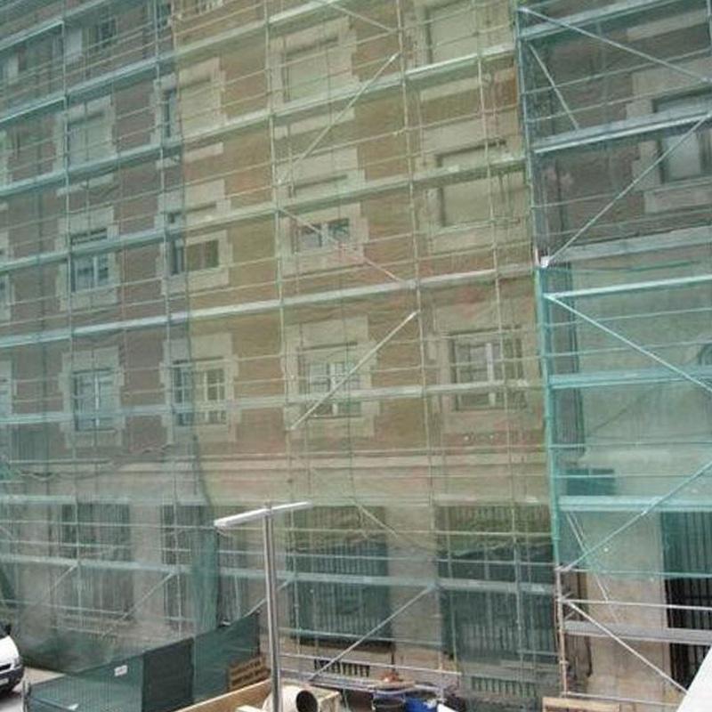 Prepración ITE de edificios