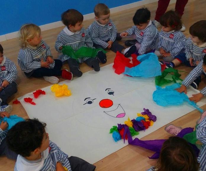 Escuela Bilingüe: Nuestro método de Little Friends