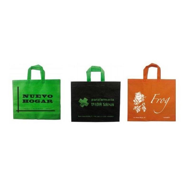 Bolsas de TNT: Productos de Bolsáez - Bolsas de papel y plástico