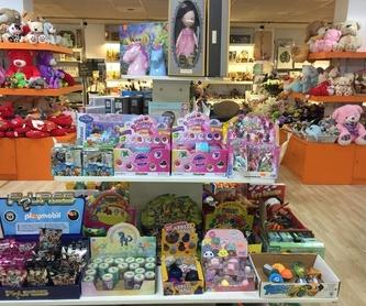 Segunda planta: Productos de Bazar China Mágica Avilés