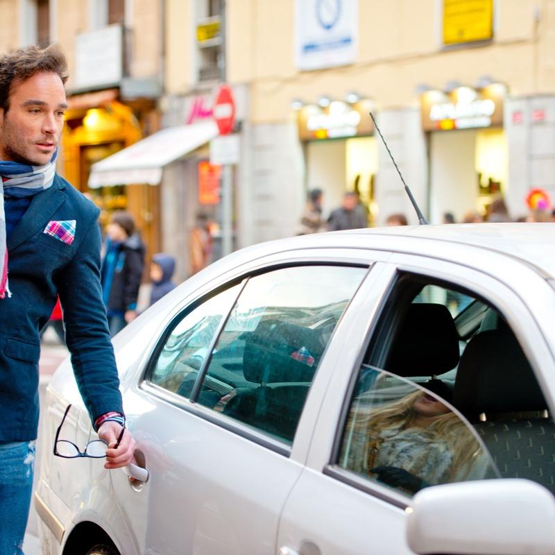 Recogida: Servicios de Radio Taxi Torrejón