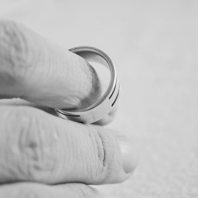 Divorciarse no siempre fue posible en España