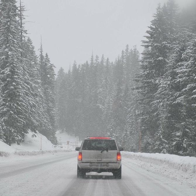 Imprescindibles para tu coche en invierno