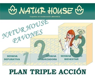 Pierde peso en 2 días: Dietética y nutrición de NaturHouse Moratalaz-Pavones