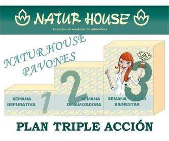 Plan dietético en 2 semanas: Dietética y nutrición de NaturHouse Moratalaz-Pavones
