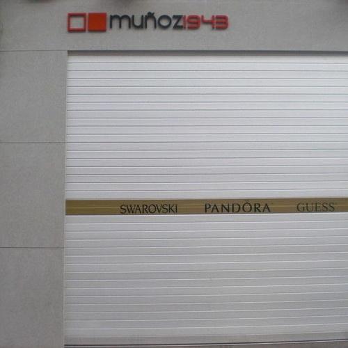 Automatismos Murcia - Instalación de puertas de persiana