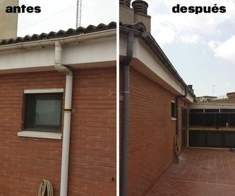 Rehabilitación de patios luces: Catálogo de M-38 Soluciones Verticales