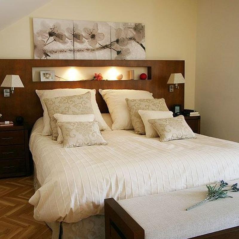 Cabeceros de cama: CATÁLOGO de CARPINTERÍA Y EBANISTERÍA ARCAMADE