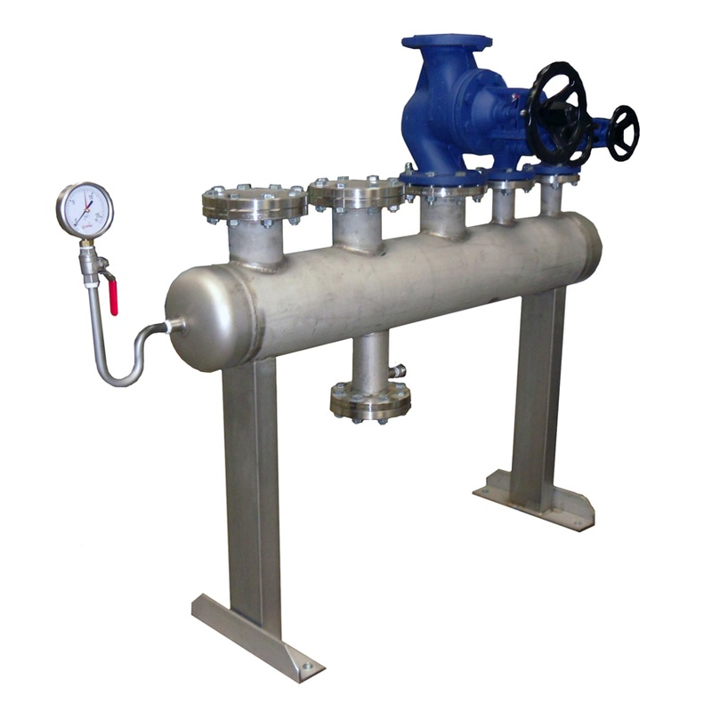 Otros equipos de vapor: Productos y servicios de ATTSU TEYVI