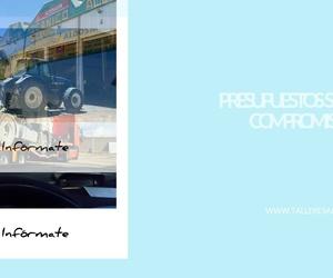 Tacografos para camiones Alameda de la Sagra | Talleres Aldosagra