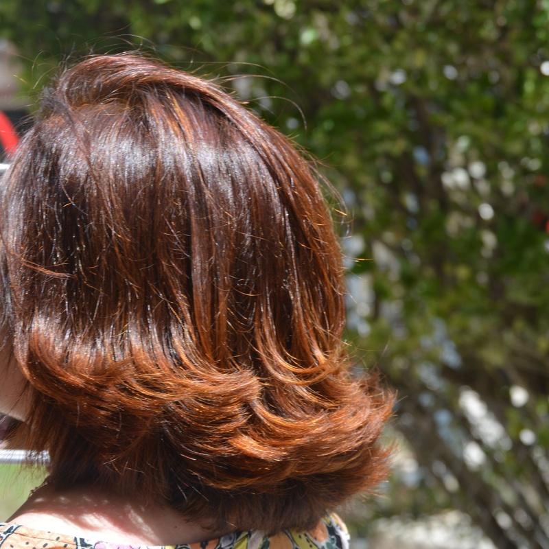 Coloración natural: Servicios de Gema Mena Peluquería Hair Spa