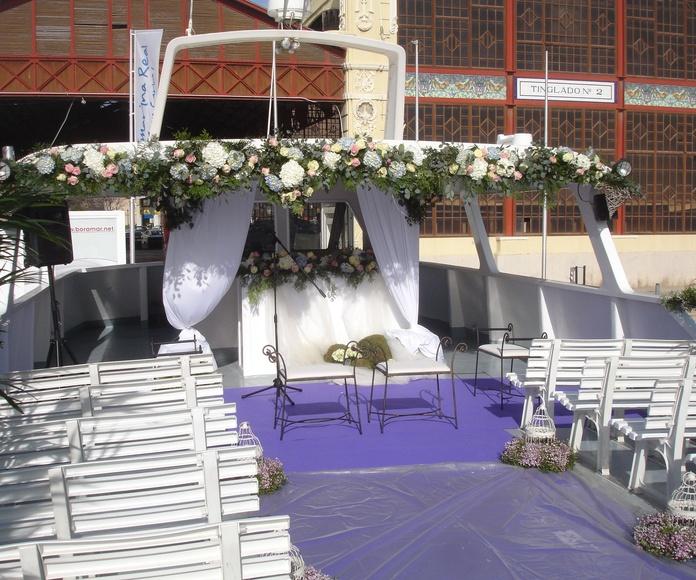 Ceremonia: Servicios de Me & You Eventos y Protocolo