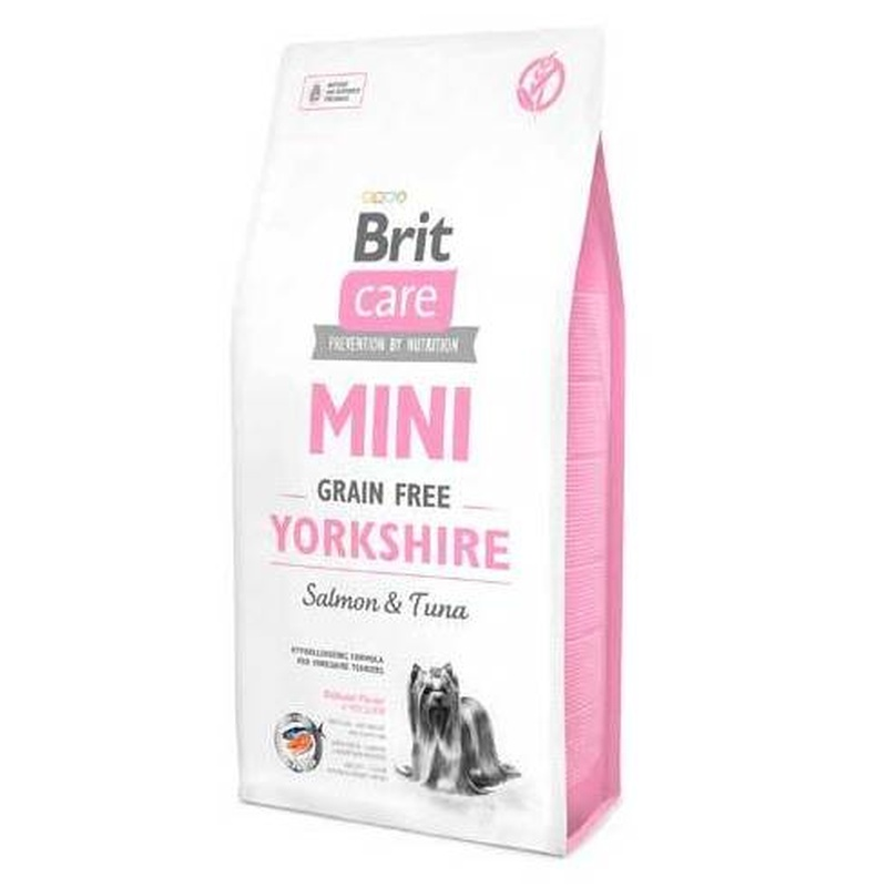 Brit Care Mini Salmon y Atun: Para tu mascota de New Art Can