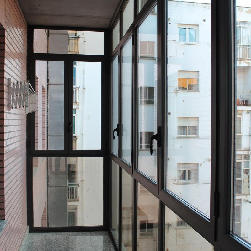 Terrazas: Productos y servicios de Aluminios Tascón