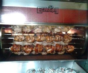 Pollos asados para llevar