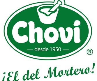 Representación de productos alimenticios: Catálogo de Representaciones García Ortiz, S.L.