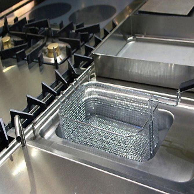 La limpieza en la cocina del restaurante