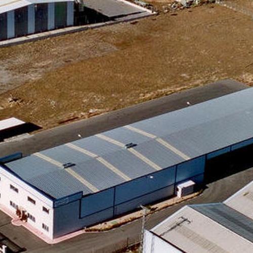 Vista aérea de nuestras instalaciones