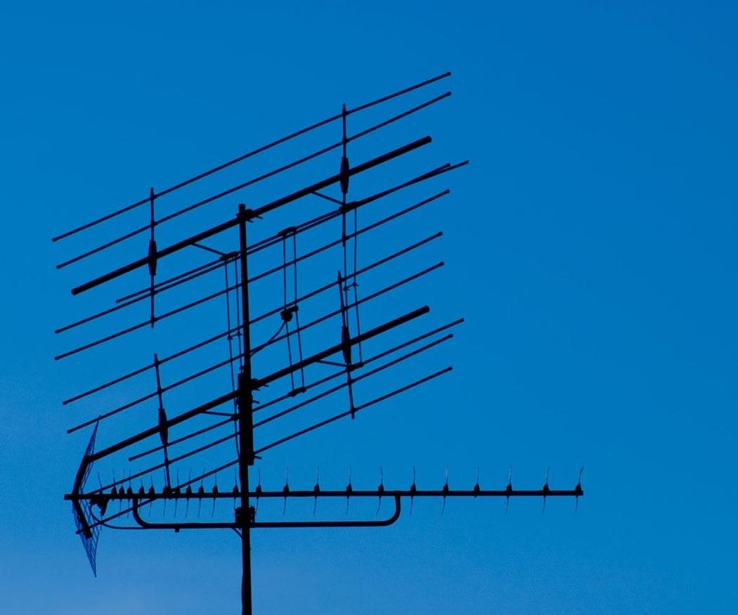 El mantenimiento de las antenas colectivas