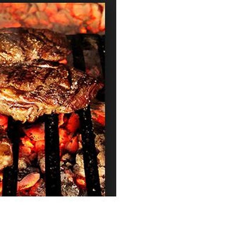 Carne a la brasa: Nuestros platos de Restaurante Agudo