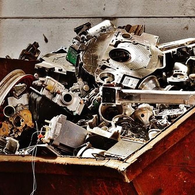 ¿Qué es el aluminio cárter y cuál es su proceso de reciclaje?