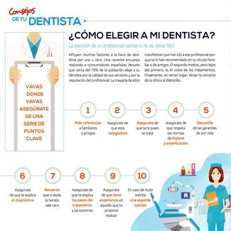 ¿Cómo elegir a mi dentista ?