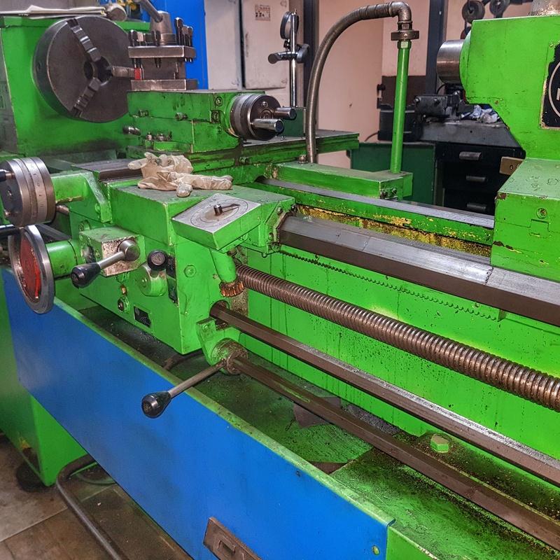 Mecanizado: ¿Qué ofrecemos? de Bimasas y mecanizados Ali