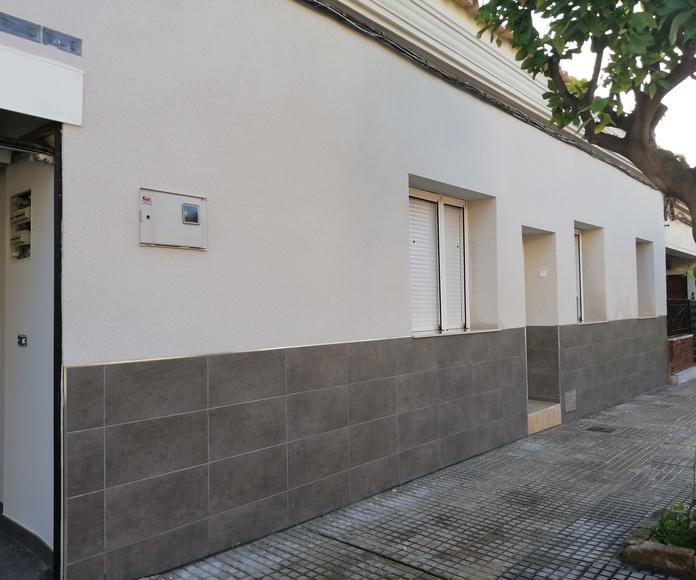 Dirección de Ejecución Material y Coordinación de Seguridad de reforma integral de vivienda