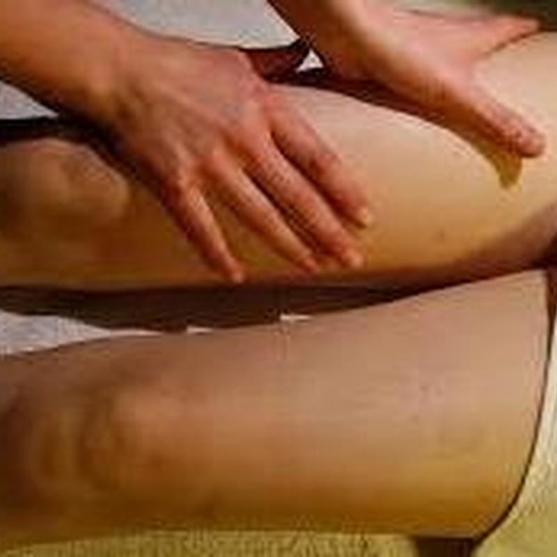 Drenaje linfático: Tratamientos de Activa't