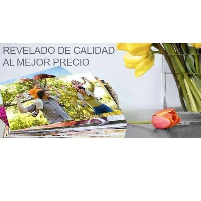 Revelado digital express: Servicios de Foto Antonio