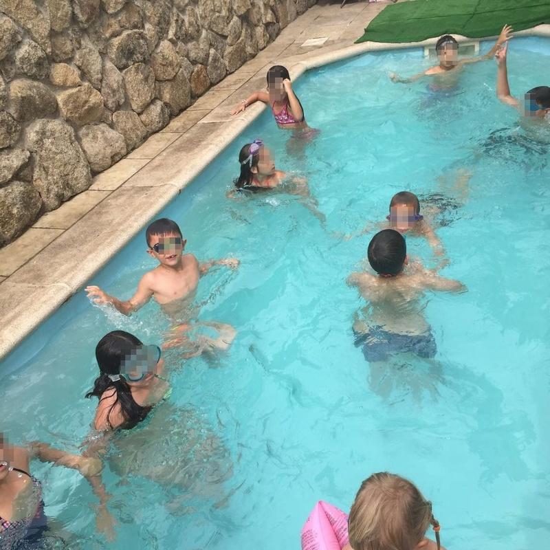 Partido de waterpolo: Actividades de Como mola