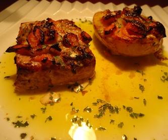 Carnes: Carta y menú de Restaurante Bar X