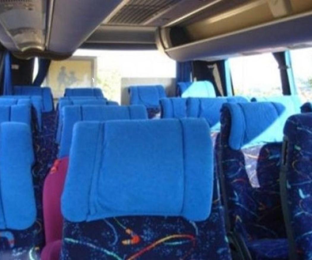 Cómo evitar el mareo durante un viaje en autocar