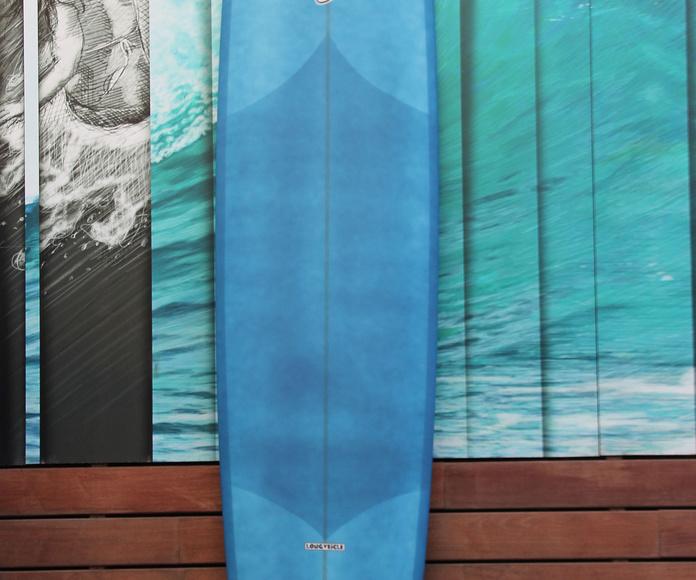 tablon surf longboard