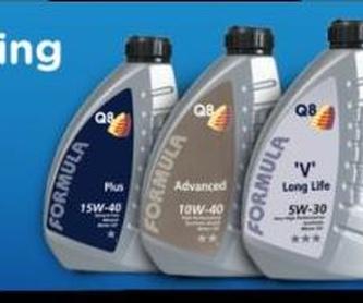 Automoción : Nuestros Productos de Mallorca Oil
