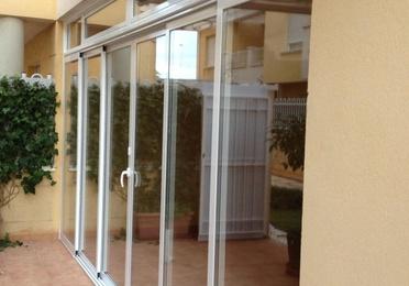 Aluminium and pvc enclosures