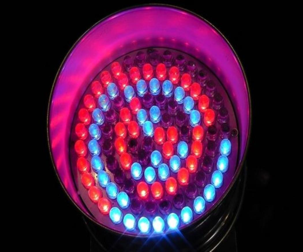Tipos de luz LED