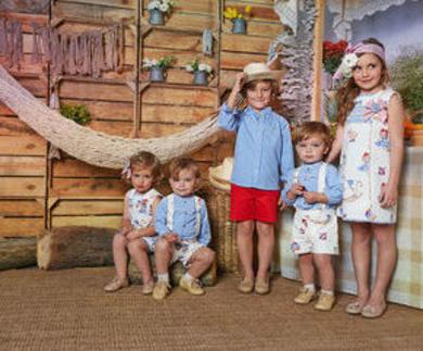 Tiendas de ropa de niños