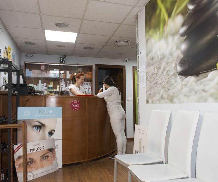 Hifu: Servicios de Centro de Estética Carmen Martínez