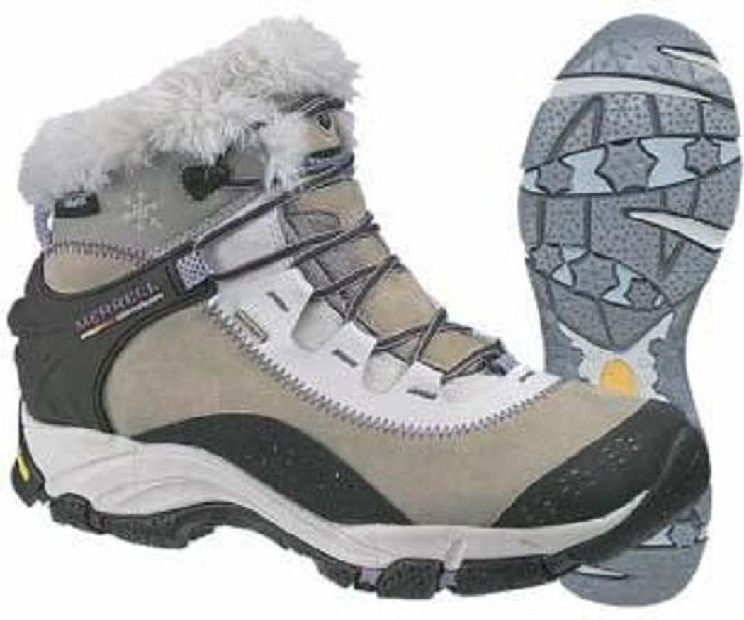¿Cómo tiene que ser el calzado de montaña?