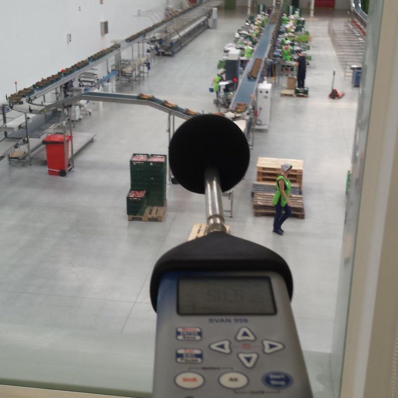 RUIDO LABORAL: Productos y servicios  de Acoustic Drywall